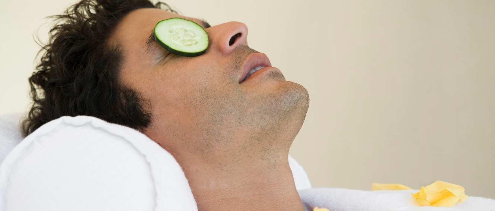 טיפול פנים לגבר תל אביב